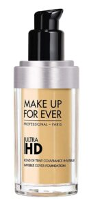 Best Airbrush Dupe: Makeup Forever Ultra HD Invisible Cover Foundation