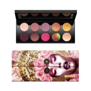 Pat McGrath Mothership VIII Artistry Eyeshadow Palette Divine Rose II