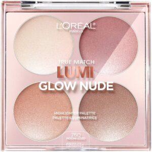 L'Oreal® Paris True Match Lumi Glow Nude Highlighter Palette