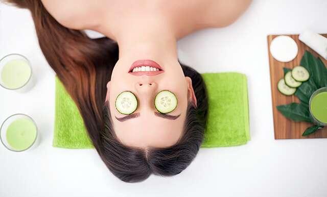 Cucumber For Skin Lightening