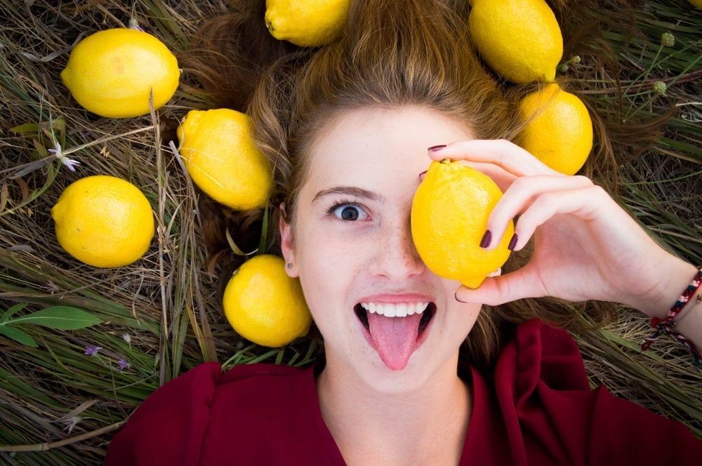 Lemon Juice To Lighten Skin